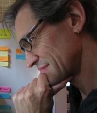 Tobias Mayer, editor of 113 Crickets